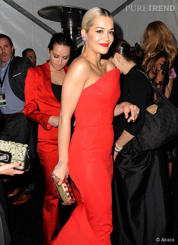 Rita Ora, un nouvel amour dans sa vie !