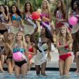 Les candidates Miss Univers 2014 en bikini Yamamay.