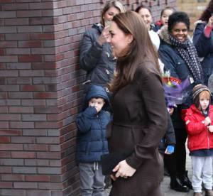 Kate Middleton enceinte : nouvelle sortie de la duchesse, future maman dynamique