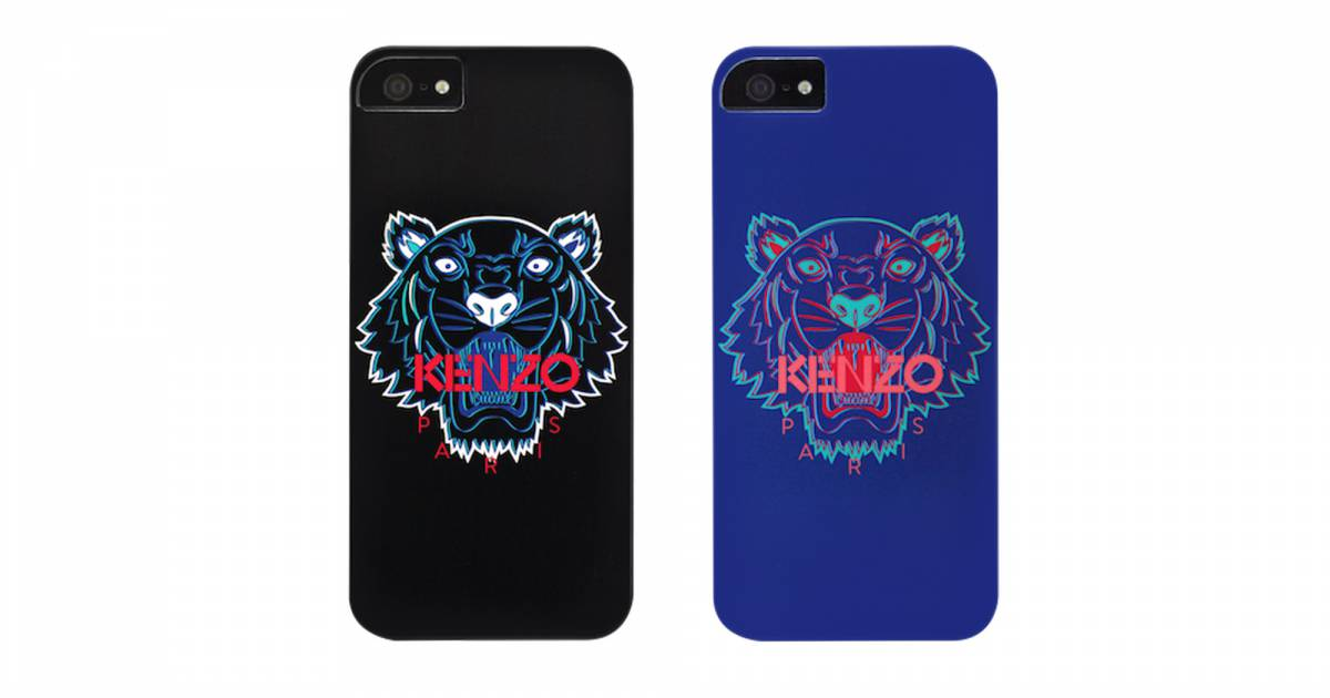 coques iphone 5 kenzo 39 90 chaque. Black Bedroom Furniture Sets. Home Design Ideas