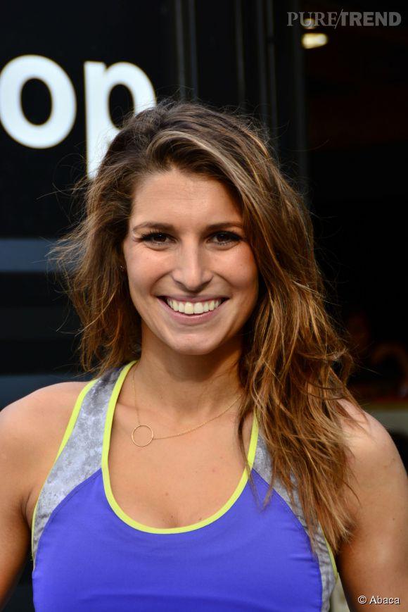 Laury Thilleman est une sportive accomplie, elle se mettra à la boxe thaï en un rien de temps. Qu'Ariane Brodier se prépare !