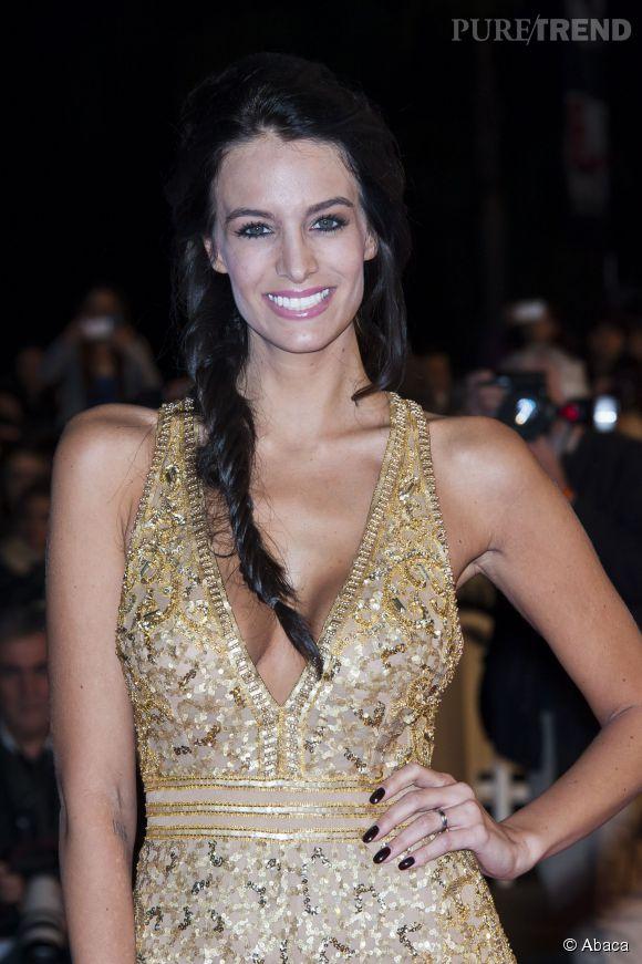 Jade Lagardère, la bombe de 24 ans lors des NRJ Music Awards en décembre dernier.