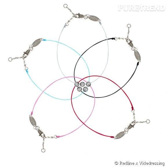 RedLine x Videdressing s'associent pour cinq semaines placées sous le signe du diamant.