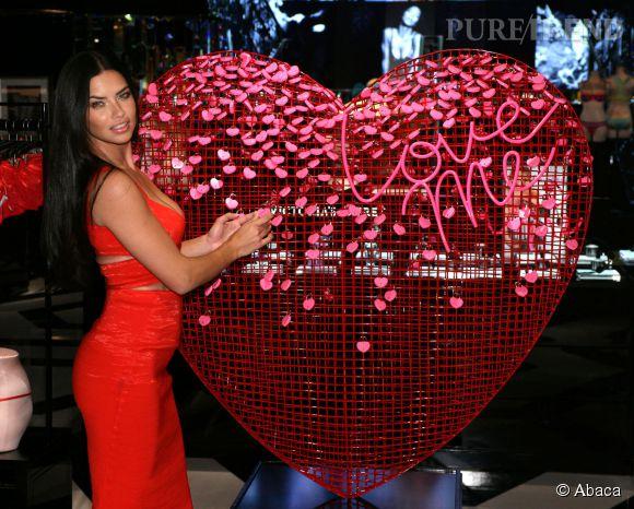 Adriana Lima fait partie des célibataires les plus canons de 2015. Mais on ne s'en fait pas trop pour l'Ange de Victoria's Secret.