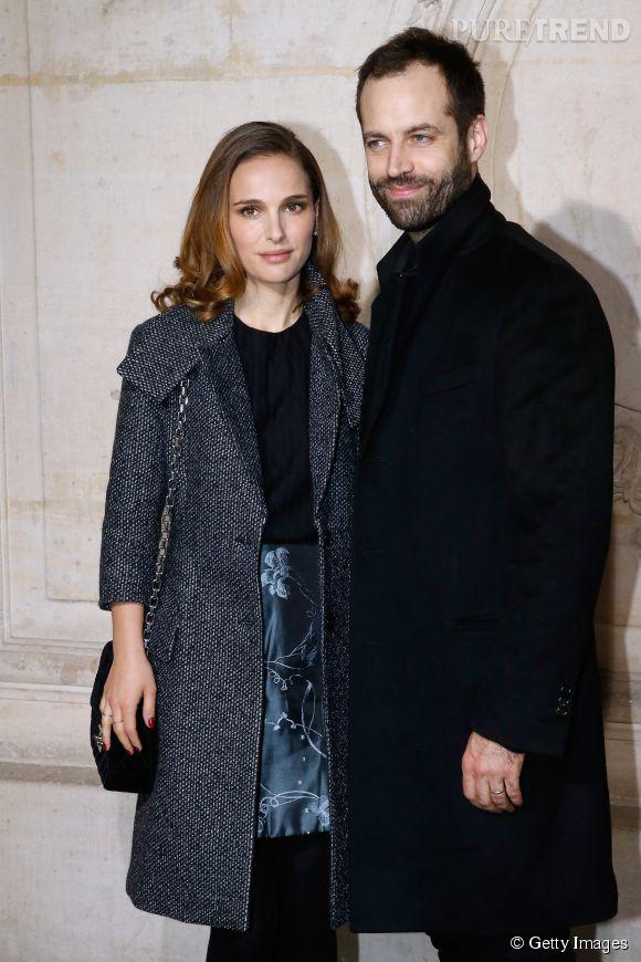 Dans la vraie vie, Natalie Portman ne s'est pas enfuie devant l'autel et a dit oui à Benjamin Millepied !