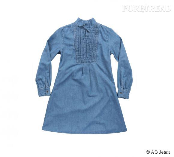 Robe Alexa Chung pour AG Jeans, 419,61€.