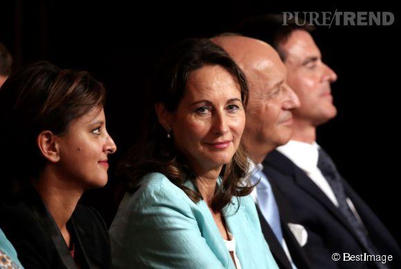 """"""" Maligne """", """" très efficace """", les compliments pleuvent sur Ségolène Royal, adoubée par ses collègues."""