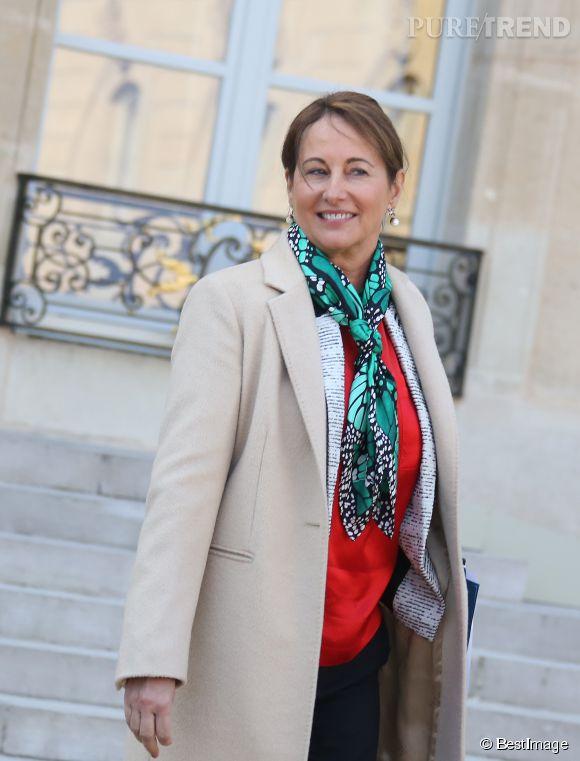 Ségolène Royal, la chouchou de l'actuel gouvernement.