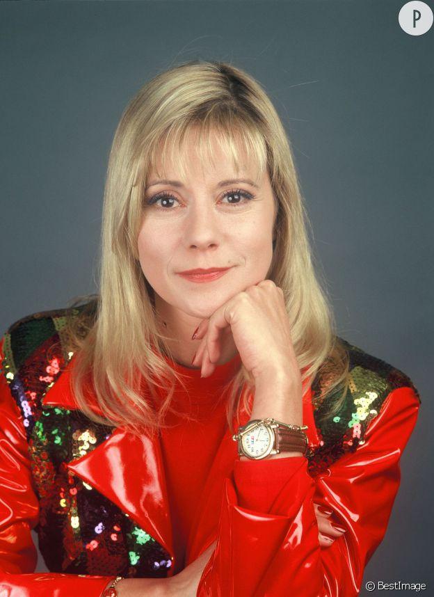 Dorothée, star des programmes jeunesse de TF1.