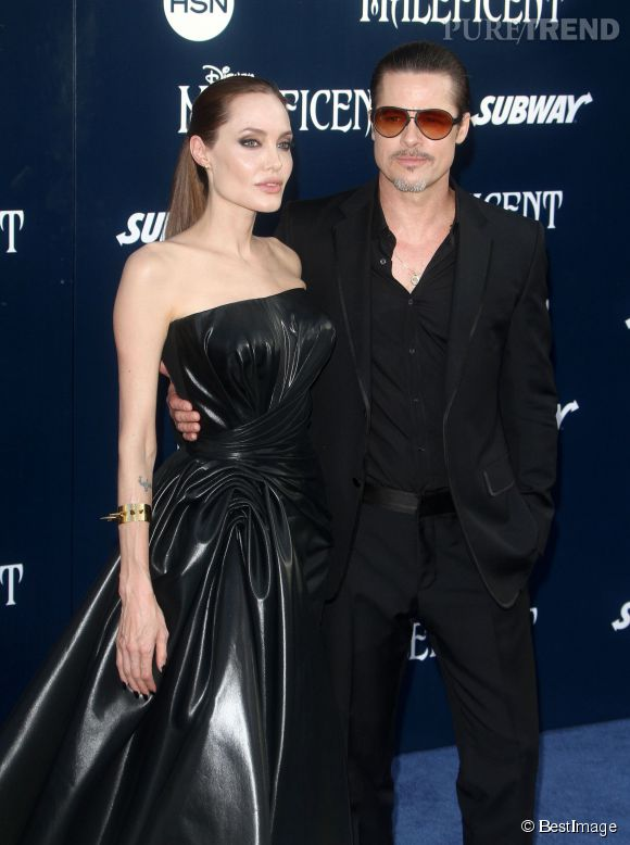 Brad Pitt est en couple avec Angelina Jolie depuis dix ans mais avant, l'acteur a eu bien du mal à se poser.