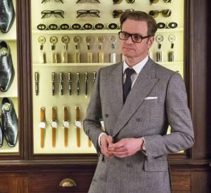"""Colin Firth, """"agentleman"""" dans """"Kingsman : services secrets""""."""