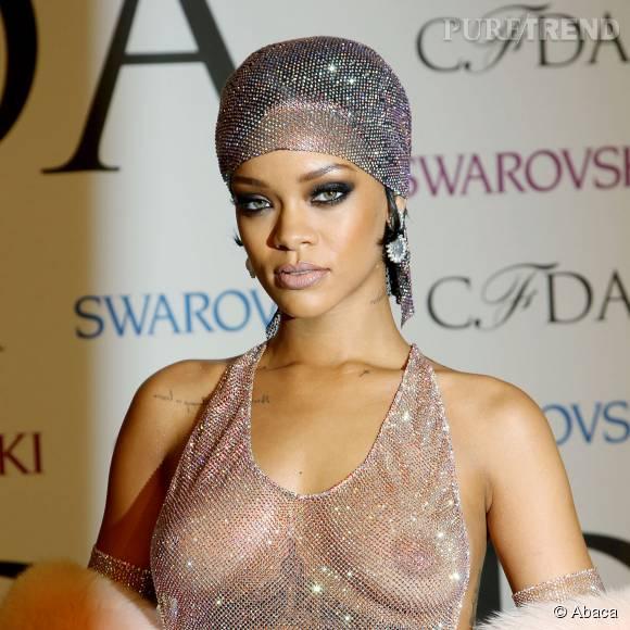 Rihanna, une déesse de la mode... qui se laisse parfois (trop) aller.