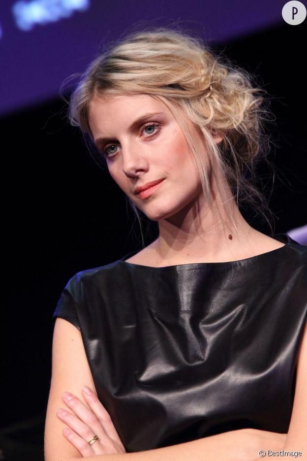 Mélanie Laurent coiffure