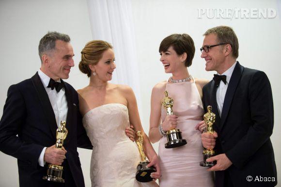Les nominés aux Oscars 2015 seront cette année très gâtés.