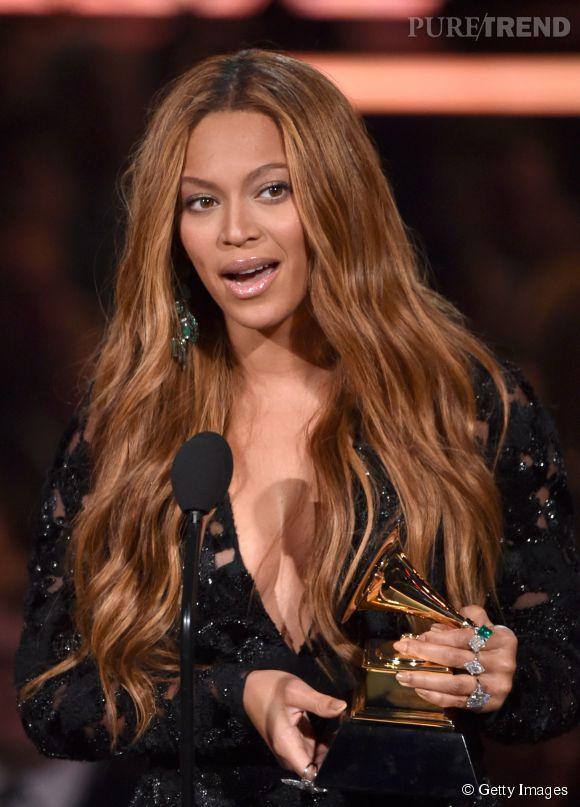 Beyoncé parée par Lorraine Schwartz.