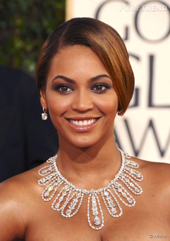 Beyoncé sublimée par Lorraine Schwartz.