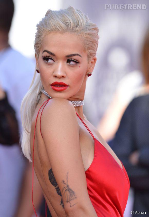 Rita Ora porte Lorraine Schwartz.