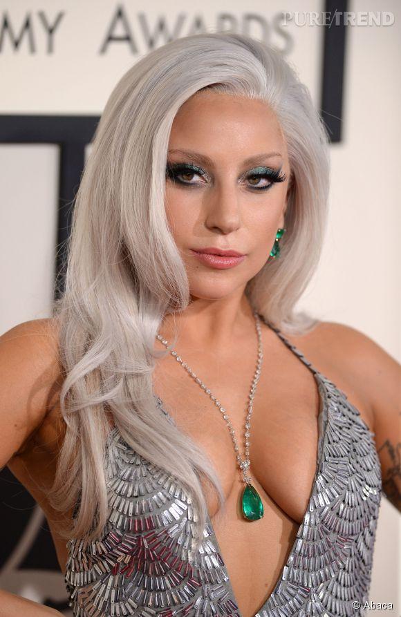 Lady Gaga aime les créations Lorraine Schwartz.