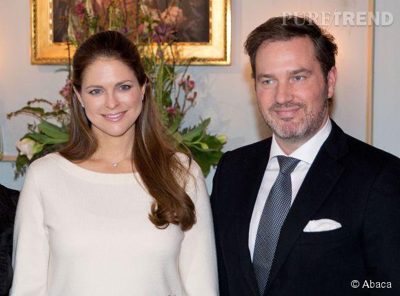 Madeleine de Suède et Chris O'Neill attendent leur deuxième enfant.