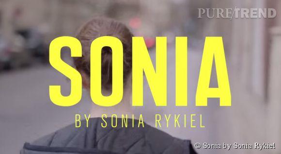 """Sonia by Sonia Rykiel met en scène ses """"Exercices de séduction en milieu urbain""""."""