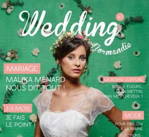Malika Ménard : vive la mariée bohème !