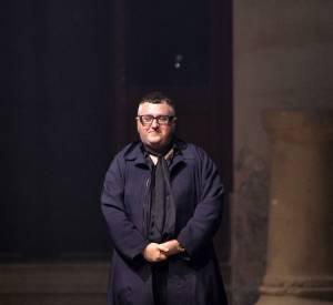 Alber Elbaz, le directeur artistique de Lanvin.
