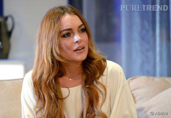 Lindsay Lohan et la vérité, ça fait deux.