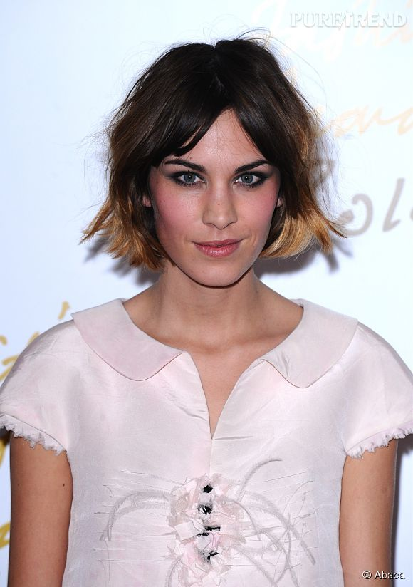 coiffure tie and dye sur cheveux courts. Black Bedroom Furniture Sets. Home Design Ideas