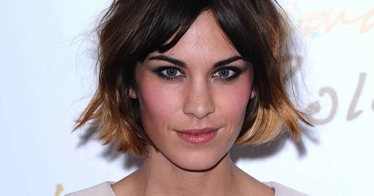 ombr hair chatain cheveux courts. Black Bedroom Furniture Sets. Home Design Ideas