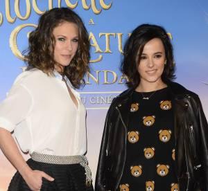 Alizée et Lorie : Sexy elles posent ensemble sur le tapis rouge