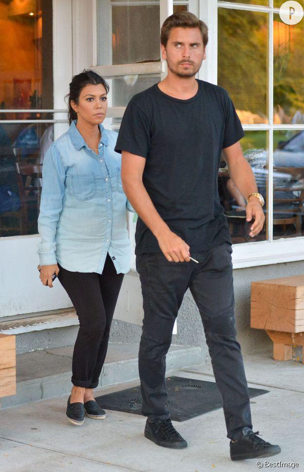 Entre Scott Disick et Kourtney Kardashian il commençait à y avoir de l'eau dans le gaz. Du coup, elle a envoyé son mari en rehab!