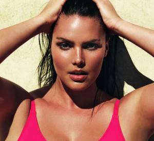 Candice Huffine : le top devient égérie des maillots de bain Violeta by Mango