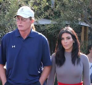 Bruce Jenner, papa poule : Kim K parle de son compte Instagram secret