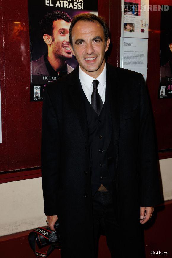 Nikos Aliagas, l'animateur chouchou de TF1.