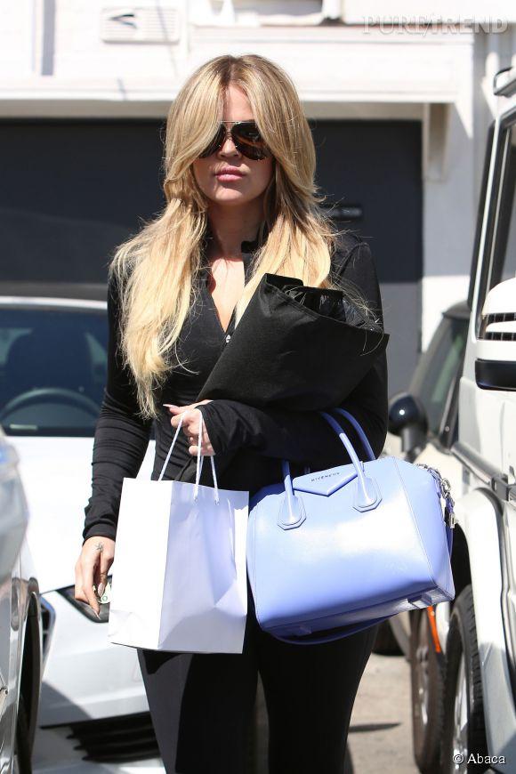 Victoria Silvstedt ? Non, Khloe Kardashian !