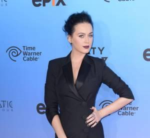 Katy Perry chic et gothique, le look auquel on ne s'attendait pas...