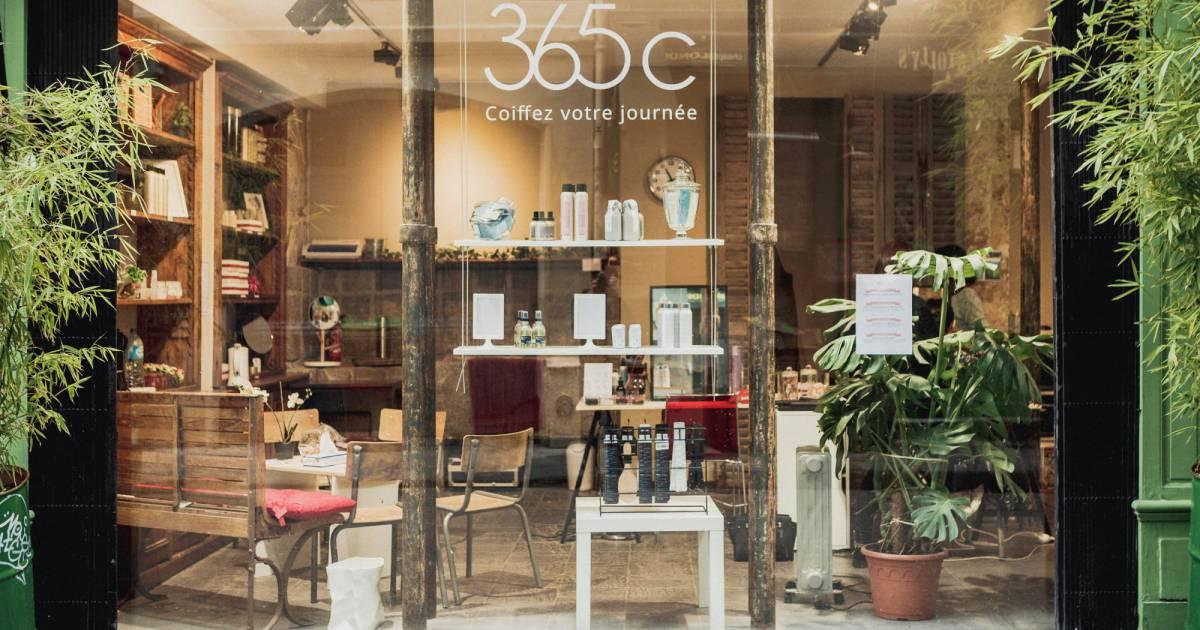 365c 15 minutes et 19 euros pour une coiffure de star for Image joli salon