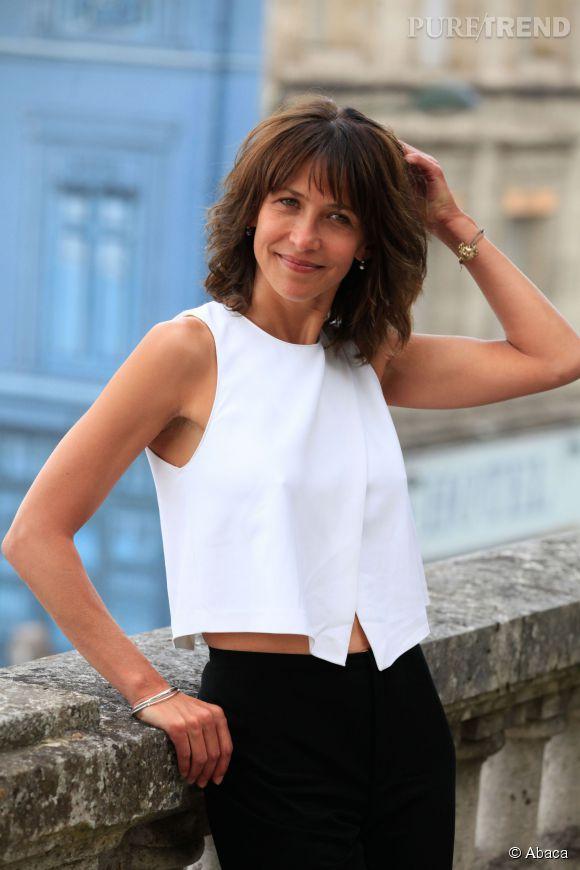 Sophie Marceau élue une fois de plus actrice préférée des Français.