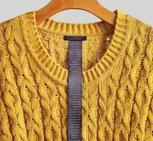 Mode : des étiquettes décrivent les conditions de travail dans le textile