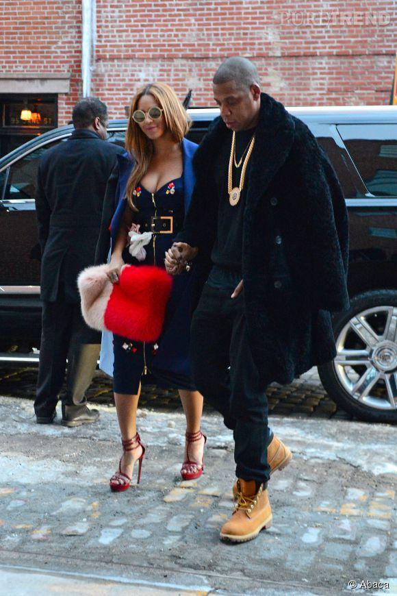 Beyoncé déclare son amour à Jay-Z en chanson