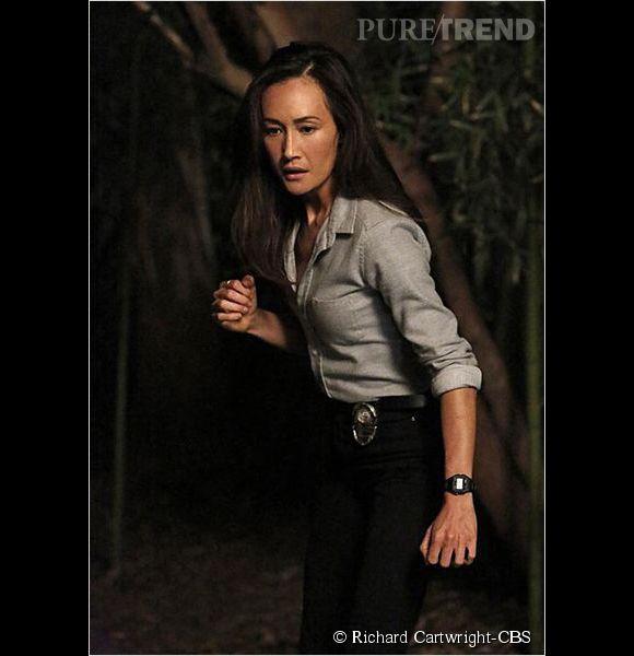 L'agent Beth Davis préfère régler ses problèmes seule. Et elle n'a pas peur d'en venir aux mains si besoin est.