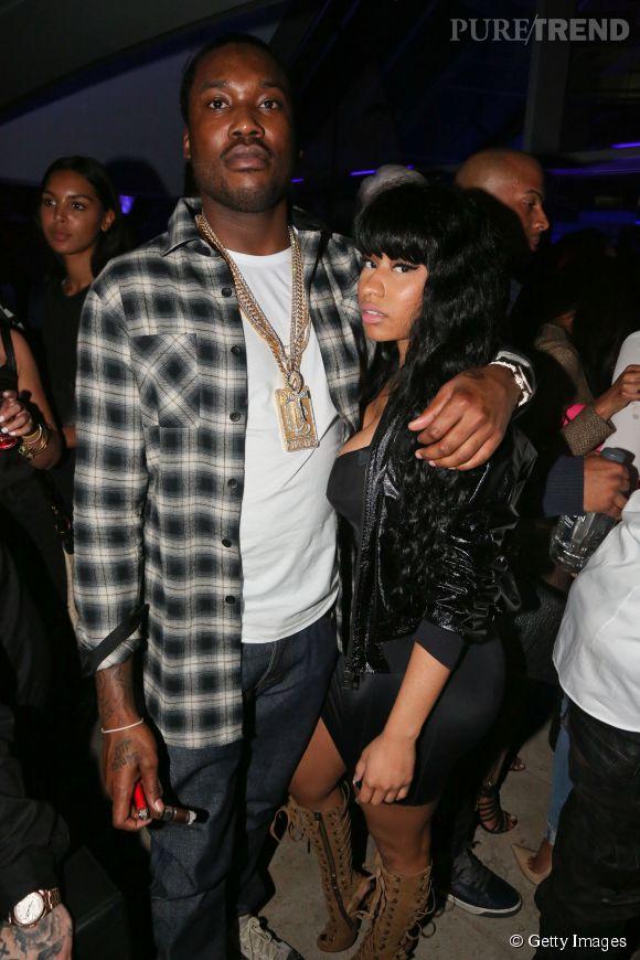 Meek Mill et Nicki Minaj seraient fiancés.