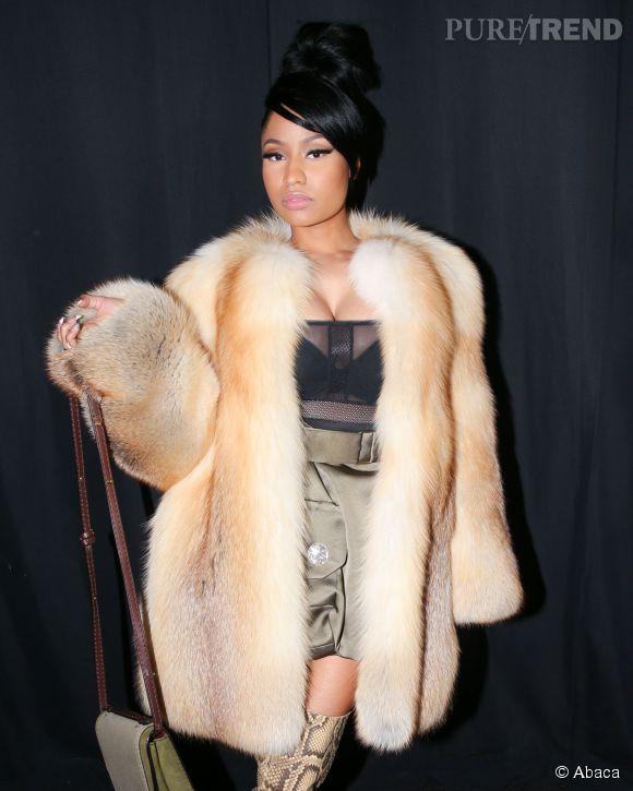Nicki Minaj sera-t-elle bientôt madame Meek Mill ?