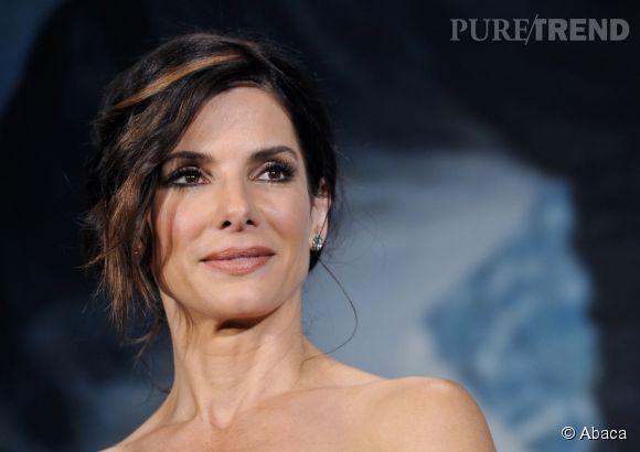 """Sandra Bullock a été désigné """"plus belle femme du monde"""" par le magazine People."""