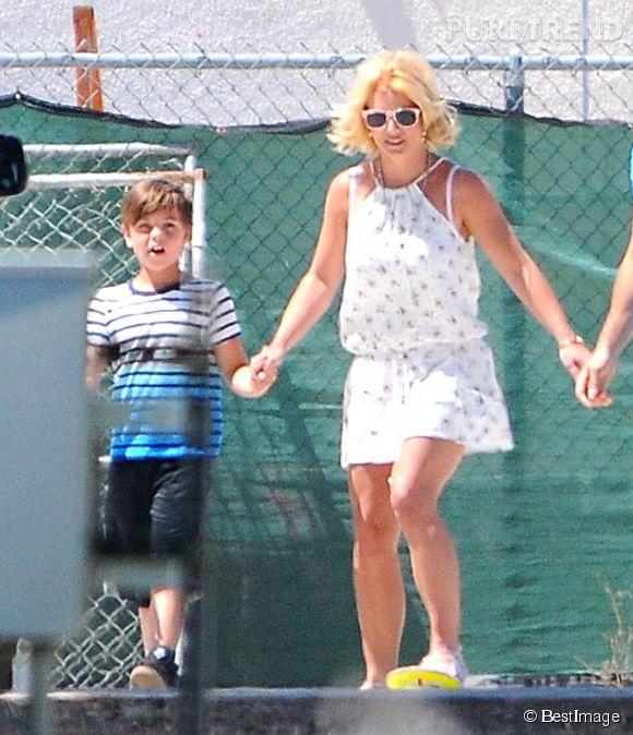 Britney Spears a décidé de se mettre au régime mais elle n'a pas été très bien conseillée.