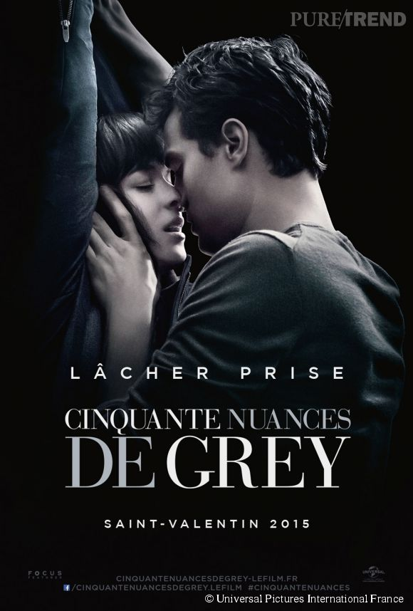 """""""Fifty Shades of Grey"""", deux films confirmés pour 2017 et 2018."""