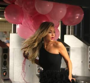 Gigi Hadid bombe caméléon pour Gemey Maybelline