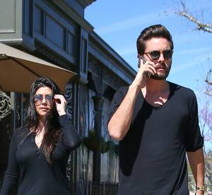 Kourtney Kardashian : Scott Disick ivre, elle lui interdit de rentrer chez eux