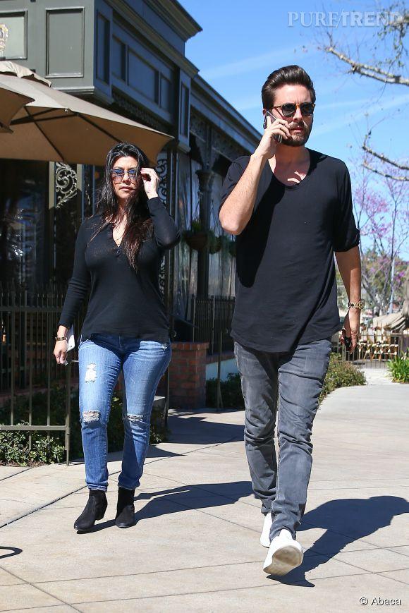 Entre Scott Disick et Kourtney Kardashian, les relations semblent de plus en plus tendues.