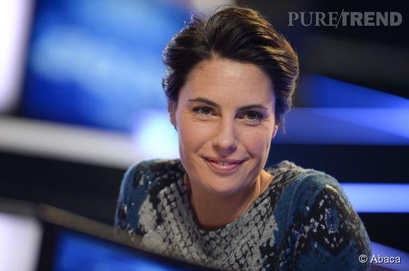 Alessandra Sublet a raconté sur Europe 1 que sa petite soeur avait failli être enlevée.